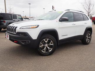 2017 Jeep Cherokee Trailhawk L Plus Pampa, Texas