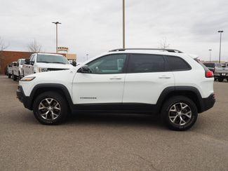 2017 Jeep Cherokee Trailhawk L Plus Pampa, Texas 1