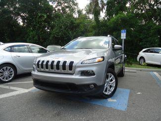 2017 Jeep Cherokee Latitude SEFFNER, Florida 4