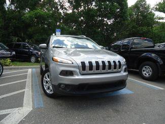 2017 Jeep Cherokee Latitude SEFFNER, Florida 7