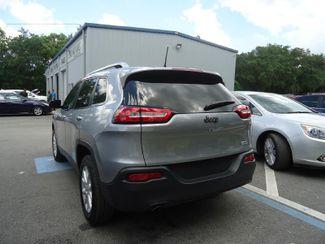 2017 Jeep Cherokee Latitude SEFFNER, Florida 8