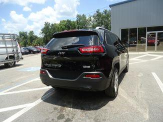 2017 Jeep Cherokee Latitude SEFFNER, Florida 10