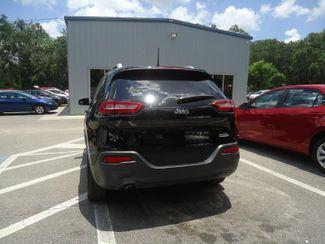2017 Jeep Cherokee Latitude SEFFNER, Florida 9