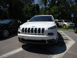 2017 Jeep Cherokee Limited SEFFNER, Florida 1