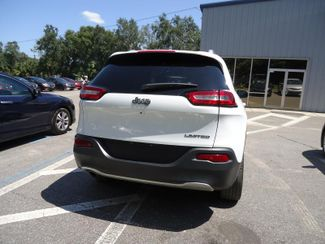 2017 Jeep Cherokee Limited SEFFNER, Florida 10