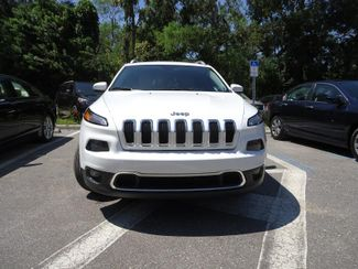 2017 Jeep Cherokee Limited SEFFNER, Florida 2
