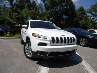 2017 Jeep Cherokee Limited SEFFNER, Florida 3