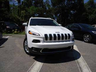 2017 Jeep Cherokee Limited SEFFNER, Florida 4