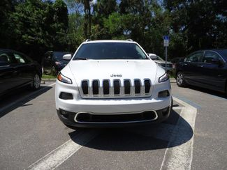 2017 Jeep Cherokee Limited SEFFNER, Florida 5