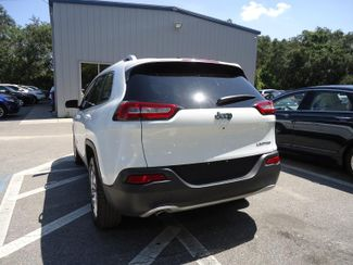 2017 Jeep Cherokee Limited SEFFNER, Florida 7