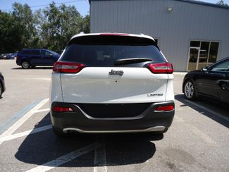 2017 Jeep Cherokee Limited SEFFNER, Florida 8