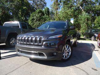2017 Jeep Cherokee Limited SEFFNER, Florida