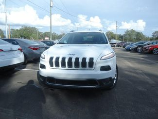 2017 Jeep Cherokee Limited SEFFNER, Florida 5