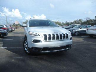 2017 Jeep Cherokee Limited SEFFNER, Florida 6