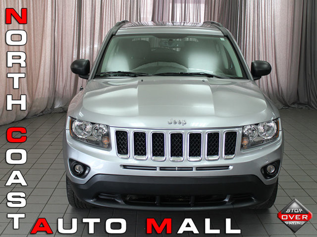Used 2017 Jeep Compass, $14963