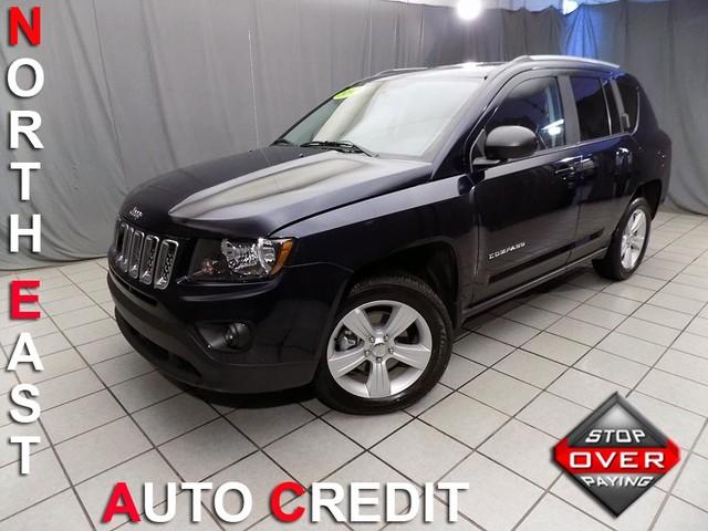 Used 2017 Jeep Compass, $15393