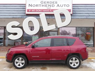 2017 Jeep Compass Sport Clinton, Iowa