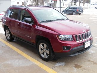2017 Jeep Compass Sport Clinton, Iowa 1