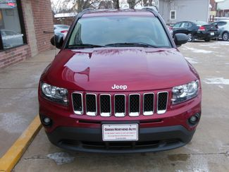 2017 Jeep Compass Sport Clinton, Iowa 16