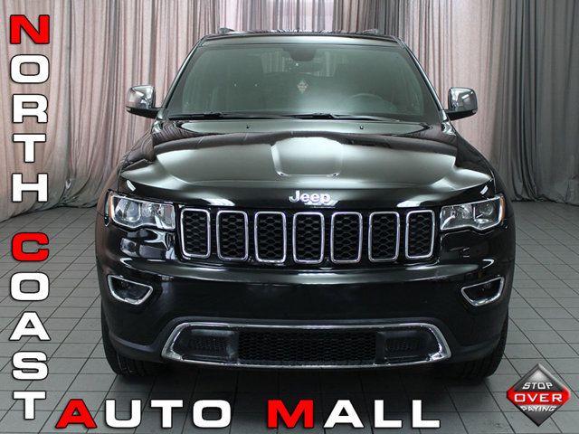 Used 2017 Jeep Grand Cherokee, $32993