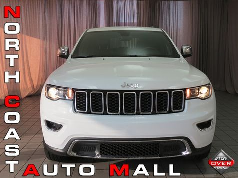 2017 Jeep Grand Cherokee Limited in Akron, OH