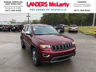 2017 Jeep Grand Cherokee Limited | Huntsville, Alabama | Landers Mclarty DCJ & Subaru in  Alabama