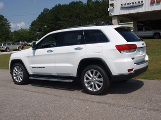 2017 Jeep Grand Cherokee Limited Lineville, AL 1