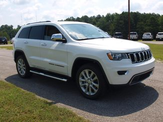 2017 Jeep Grand Cherokee Limited Lineville, AL 4