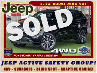 2017 Jeep Grand Cherokee Overland 4WD - JEEP ACTIVE SAFETY GROUP! Mooresville , NC