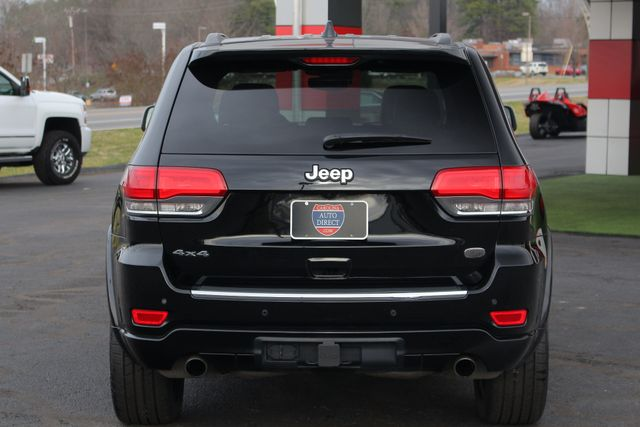 2017 Jeep Grand Cherokee Overland 4WD - JEEP ACTIVE SAFETY GROUP! Mooresville , NC 19