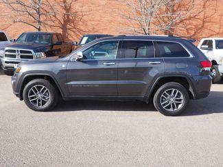 2017 Jeep Grand Cherokee Limited Pampa, Texas 1