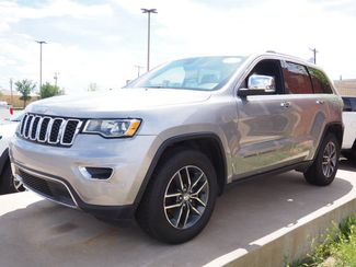 2017 Jeep Grand Cherokee Limited Pampa, Texas