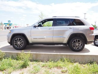 2017 Jeep Grand Cherokee Limited Pampa, Texas 1