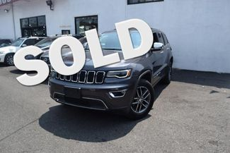 2017 Jeep Grand Cherokee Limited Richmond Hill, New York