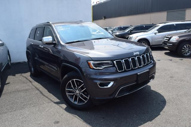 2017 Jeep Grand Cherokee Limited Richmond Hill, New York 1