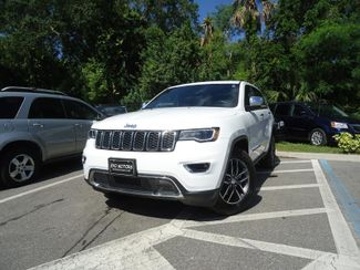 2017 Jeep Grand Cherokee Limited W/ LUX PKG. PANORAMIC. NAVIGATION SEFFNER, Florida 4