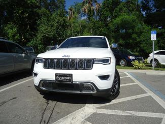 2017 Jeep Grand Cherokee Limited W/ LUX PKG. PANORAMIC. NAVIGATION SEFFNER, Florida 5