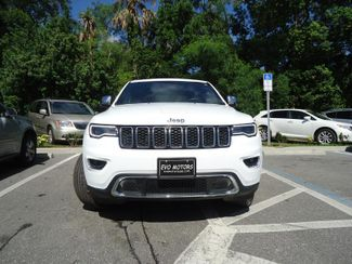 2017 Jeep Grand Cherokee Limited W/ LUX PKG. PANORAMIC. NAVIGATION SEFFNER, Florida 6