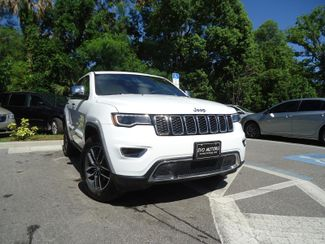 2017 Jeep Grand Cherokee Limited W/ LUX PKG. PANORAMIC. NAVIGATION SEFFNER, Florida 7
