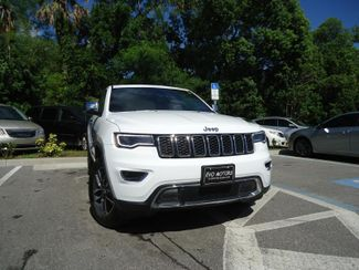 2017 Jeep Grand Cherokee Limited W/ LUX PKG. PANORAMIC. NAVIGATION SEFFNER, Florida 8