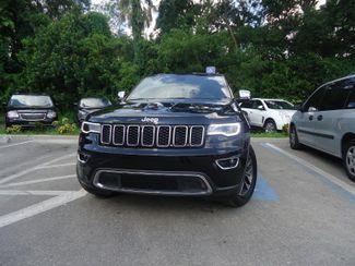2017 Jeep Grand Cherokee Limited. LUXURY GRP. PANORAMIC. NAVIGATION SEFFNER, Florida 7