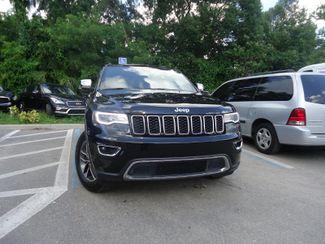 2017 Jeep Grand Cherokee Limited. LUXURY GRP. PANORAMIC. NAVIGATION SEFFNER, Florida 9