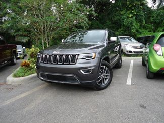 2017 Jeep Grand Cherokee Limited LUXURY GROUP. PANORAMIC. NAVIGATION SEFFNER, Florida