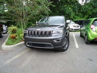 2017 Jeep Grand Cherokee Limited LUXURY GROUP. PANORAMIC. NAVIGATION SEFFNER, Florida 7
