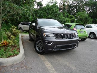 2017 Jeep Grand Cherokee Limited LUXURY GROUP. PANORAMIC. NAVIGATION SEFFNER, Florida 8