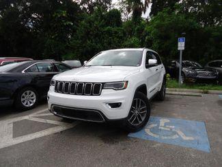 2017 Jeep Grand Cherokee Limited PANORAMIC. NAVIGATION SEFFNER, Florida