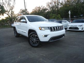 2017 Jeep Grand Cherokee Limited LUXURY GROUP. PANORAMIC. NAVI SEFFNER, Florida 8