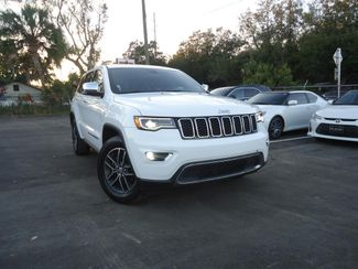 2017 Jeep Grand Cherokee Limited LUXURY GROUP. PANORAMIC. NAVI SEFFNER, Florida 9