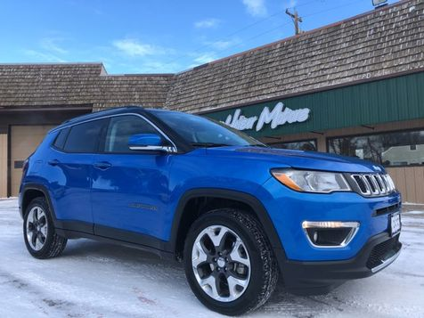 2017 Jeep Compass Limited in Dickinson, ND