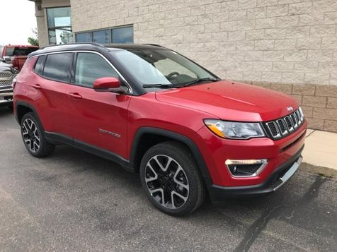 2017 Jeep New Compass Limited in Victoria, MN